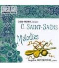 Saint Saëns : Mélodies