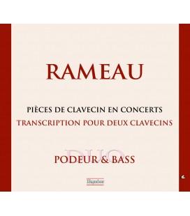 """RAMEAU : Intégrale des """"Pièces de Clavecin en Concerts"""""""