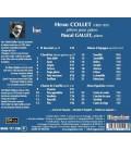 Henri COLLET - Pièces pour piano