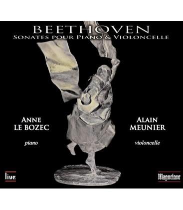 Beethoven : Intégrale Sonates pour violoncelle - Meunier - Le Bozec