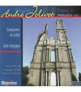 André Jolivet (Tome 1) - Mélodies vol.1