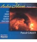 André Jolivet  - Œuvres pour piano vol.1