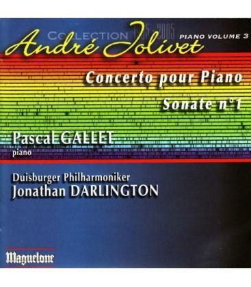 Jolivet CONCERTO POUR PIANO ET ORCHESTRE