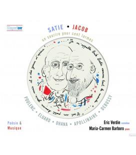 """""""Un sourire pour cent larmes"""" — Max Jacob-Erik Satie"""