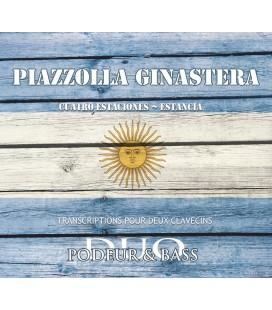 Piazzolla-Four Seasons — Ginastera-Estancia