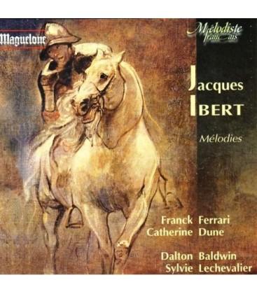 Jacques Ibert Mélodies