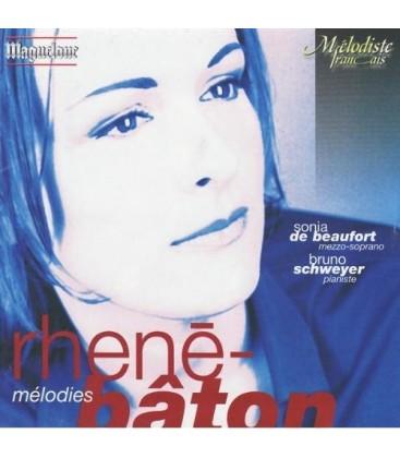 Rhené BATON Mélodies