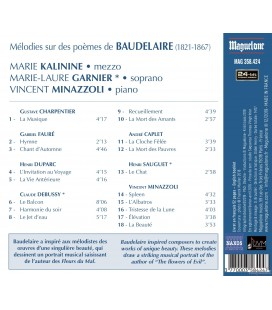 Baudelaire and french composers