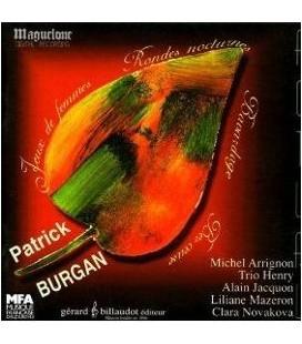 Patrick Burgan - musique de chambre