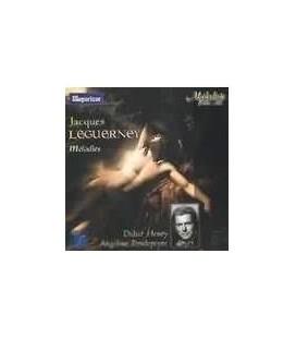 Jacques Leguerney - Mélodies EPUISE