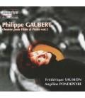 Philippe Gaubert -  L'Œuvre pour Flûte et piano vol.1
