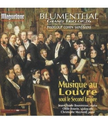 Musique au Louvre sous le second Empire