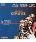 Tortelier -Chiffoleau  Mon Cirque … Premiere Mondiale