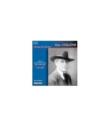 Max d'Ollone - Musique de Chambre