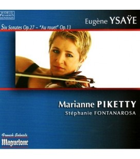 Eugene Ysaye - Six Sonates pour Violon seul - Au Rouet…