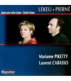 Lekeu - Pierné - Sonates pour violon
