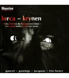 Lorca - Krynen - 5 poèmes du Romancero gitan