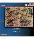 Brahms - Lieder SUPER PROMO NOEL